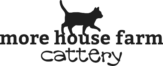 More House Farm Cattery Logo